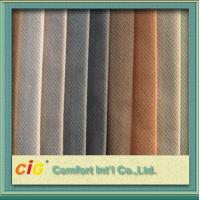 Buy cheap Blue Black Gray Microfiber Suede Fabric with 100% Polyester Embroidery Suede Design product