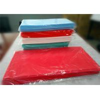 Buy cheap Recyclable Square Nonwoven Fabric TNT Tablecloth 1m*1m, 1.4m*1.4m from wholesalers