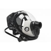 Buy cheap 29*21*20 Cm Full Face Safety Mask , Industrial Air Respirator Mask OEM Accepted product