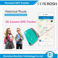 Buy cheap newly released 3G gps tracker with fall alarm camera sos panic call and free app web platform real time tracking from wholesalers