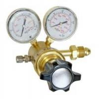 Buy cheap compact pressure regulator/single stage regulator/double stage regulator/stainless steel regulator/brass regulator from wholesalers