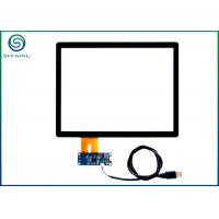 Buy cheap 12 Inch Pcap Touch Panel , USB Interface Capacitive Touch Screen Panel from wholesalers