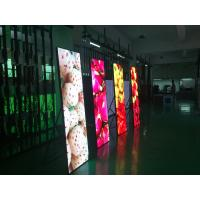 P2.5 Indoor Poster LED Screen , SMD 2121 Wall Mounted Video LED Display