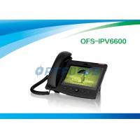 China WIFI Android Video POE IP Phone on sale