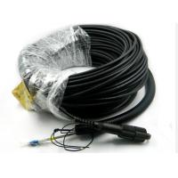 Buy cheap Multimode Fiber Optic Patch Cables DLC/PC DLC/PC Outdoor Protected Branch Jumper product