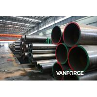 Buy cheap EN10216-3 690QH Round Seamless Alloy Steel Pipe Heavy Duty High Toughnesss product