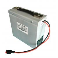 Buy cheap Compact Size 12V 20AH Power Wheelchair Batteries In Battery Case For Electric Wheelchair product