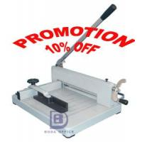 China Manual Guillotine Paper Cutter BD-858A4 on sale
