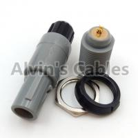 Buy cheap Top Safety Industrial Power Connectors Electrical Cable Connectors 14mm Shell Outer Dia product