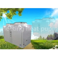 Buy cheap Air Source Heat Pump Unit Ultra Low Temperature Air Energy Heat Pump 10p Top Blowing Single System Circulating Hot Water product