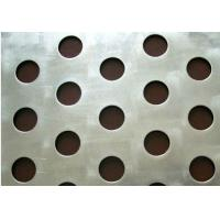 Buy cheap Perforated metal panel product