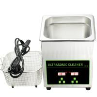 China Custom Ultrasonic Fuel Injector Cleaning Machine Small Ultrasonic Cleaner 2L on sale
