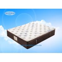 Buy cheap White / Grey Fabric Memory Foam Bonnel Spring Mattress for Home from wholesalers