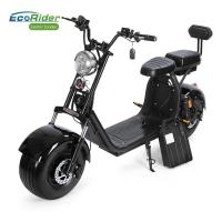Buy cheap Two Wheel China Disc Brake Electric Bike for Adults Factory Citycoco with Front and Rear Suspension Shock product