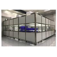 Buy cheap Aluminum Profile Frame Softwall Clean Room For Scientific Research product