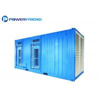 Buy cheap Container Type Perkins Diesel Generator Set / Genset 800kw 1000kva Water Cooled product