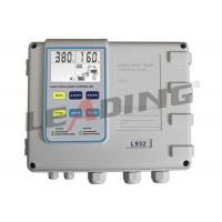China Duplex Sump Pump Controller , Water Pump Motor Controller Short Circuit Protection on sale