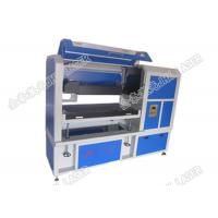 Buy cheap CO2 RF Galvo Laser Machine Leather Bag Laser Engraver Stable Performance product