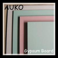 Buy cheap High quality Moisture Resistant Gypsum Board/Plasterboard/Drywall with Partition and Ceiling from wholesalers