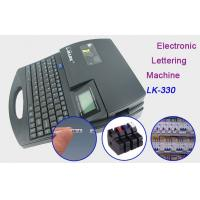 Buy cheap Logistics automatic cable label printer 300dpi clear lasting print product