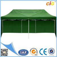 Buy cheap UV Resistant Folding Exterior Garden Gazebo Tent , Marquee Party Tent Canopy product