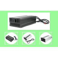 China EV Battery Electric Golf Cart Charger , 30Ah - 100Ah Charger For Motorcycle Battery on sale
