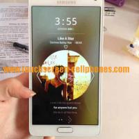 Buy cheap MP3 WAV AMR AAC Wifi 3G Phone / Finger Print Cell Phone Samsung Galaxy Note 4 product
