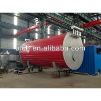 Buy cheap Steel Tube Thermal Oil Boiler Replacement For Chemical , 1.6 Mpa Pressure product