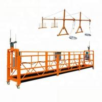 China Electric Movable Suspended Working Platform / Window Cleaning Platform 300m on sale