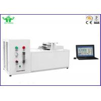 Buy cheap TPP Thermal Protective Performance Testing Equipment 0-100KW/m2 ASTM D4018 ISO from wholesalers
