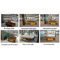 Buy cheap CE Approval Automated Glass Loading Machine 2~19mm Thickness,Automatic Glass Loading Machine product
