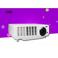 Buy cheap RGB HD 3LED 3LCD Android Led Projector , Portable Smart Projector CRE X1800 Tablet product