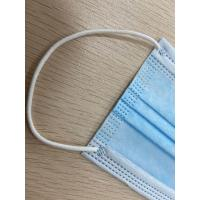 Buy cheap 3D Breathing Space For Personal Protective 3 Ply Non Woven Face Mask from wholesalers