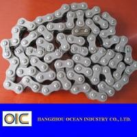 Buy cheap 415 415H 420 428 428H 520 520H 525 525H 530 530H 630 Motorcycle Chain With 4 Sides Rivet product