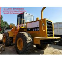 Buy cheap Heavy Equipment Tcm 860 Payloader Used Condition 3m3 Bucket Capacity product