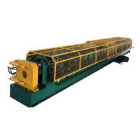 Buy cheap HC100 Round Water Pipe Down Pipe Roll Forming Machine with Tube Bending product