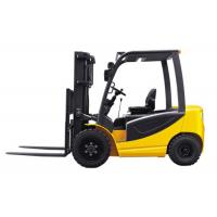 Buy cheap AC / DC Type Electric Forklift Truck 2000kg With Full Free Lifting 3280kg Service Weight product