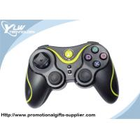 Buy cheap Yellow and black color PS3 Controller joystick with  6 axis sensor product
