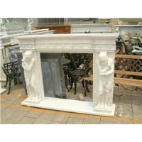 Buy cheap Fireplace,Indoor Natural Stone Fireplace,Marble ,Granite Fireplace,Fireplaces.Stone product