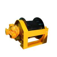 Buy cheap API 7K QJ Type Air Hoist well drilling air winch 5 tons from wholesalers