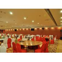 Buy cheap Accordion Room Dividers Acoustical Sound Panels Folding Partition Wall product