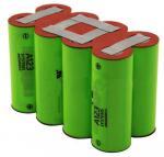 Super Power Custom Battery Packs Rechargeable LiFePO4 Battery 12V 5Ah