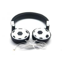 China Wired Over Head Portable Stereo Headphones , Surround Sound DJ Headset on sale