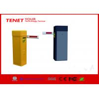 Buy cheap Pedestrian access control automatic barrier gate for toll system , straight arm product