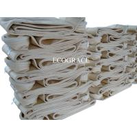 Buy cheap Cement Plant Acrylic Needled Felt Filter Bags, Hydrolysis Resistant Cement Bag Filter Used in Cement kiln product