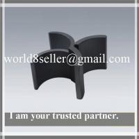 Buy cheap Strong Permanent Magnet Ferrite Magnet Arc Magnets from wholesalers