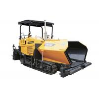 China 140kw Engine Mechanical Assembling Screed Asphalt Paving Machine With Gas Heating on sale