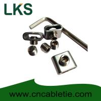 Buy cheap Screw type Stainless steel Band Buckle LKS-S14,LKS-S38,LKS-S12,LKS-S58,LKS-S34 product