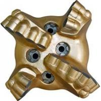 Buy cheap F4456 HY / M422 PDC Drill Bit Short Parabola Crown Profile Ø16 / Ø19 Cutters from wholesalers