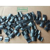 Buy cheap Y30 Y33 Y35 Grade Ferrite Arc Magnet , Ceramic Motor Arc Segment Magnets product